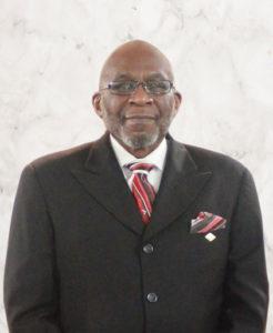 Pastor John W. Harris